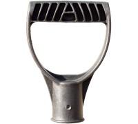 Ручка для черенка ЭКО d-32мм черная