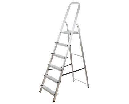 Лестница стремянка 6 ступеней LWI