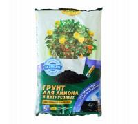 Почвогрунт для лимона и цитрусовых 5,0л Цветочное счастье