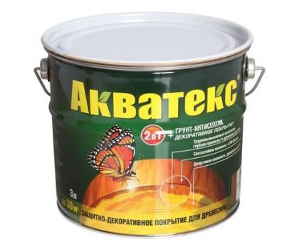 АКВАТЕКС 3,0л Бесцветный /база под колер/