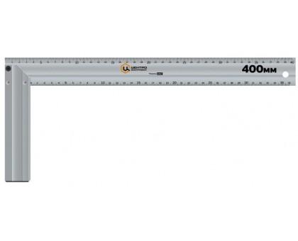 Угольник алюминиевый ЦИ 400мм