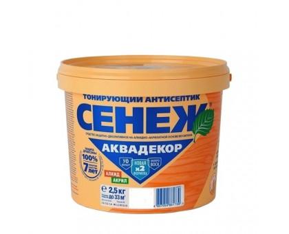 Сенеж АКВАДЕКОР орегон 2,5кг