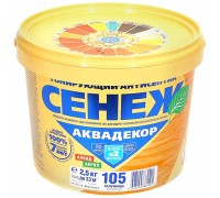 Сенеж АКВАДЕКОР калужница 2,5кг