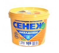 Сенеж АКВАДЕКОР орех 2,5кг