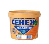 Сенеж АКВАДЕКОР дуб 0,9кг