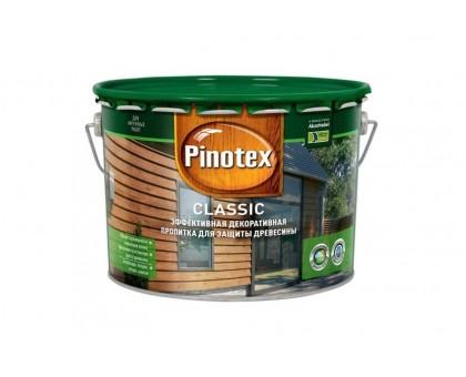 Пропитка PINOTEX Classic 10,0л красное дерево / махагон