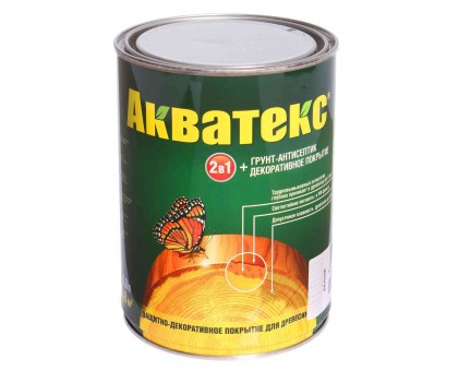 АКВАТЕКС 0,8л Груша