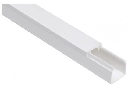 Кабель-канал 25x16мм белый / 2,0м