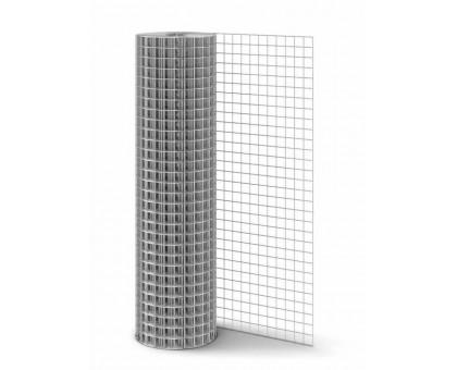 Сетка сварная оцинк. 50x50x2,5мм 2,0х15м