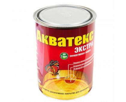 АКВАТЕКС-ЭКСТРА 0,8л Дуб