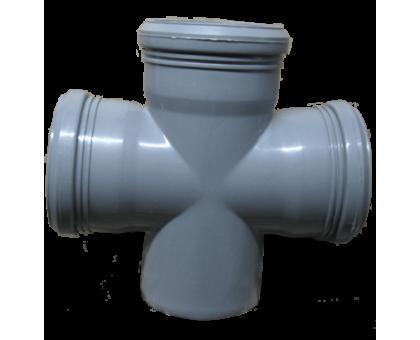 Крестовина 1-х плоскостная 110х110х110х90