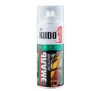 "Краска аэрозоль ""KUDO"" металлик алюминий 520мл"