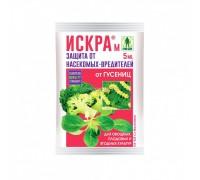 Инсектицид ИСКРА-М 5мл от гусениц и клещей