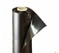 Пленка п/э 1500x2 100мкм ширина 3,0м х 100м черная
