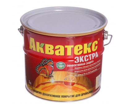 АКВАТЕКС-ЭКСТРА 3,0л Бесцветный