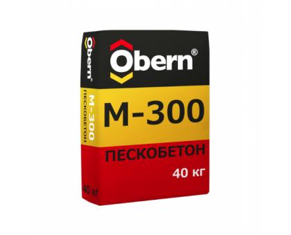 """Пескобетон """"Obern"""" М-300 40кг"""