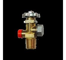 Кран ВБ-2 с предохранительным клапаном НЗГА