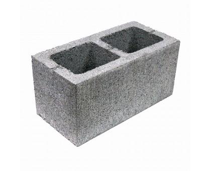 Блок керамзитобетонный пустотелый 200х200х400мм