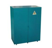 Шкаф для газовых баллонов /на 2 баллона/ разборный
