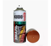 "Краска аэрозоль ""KUDO"" медь 520мл KU-1030"