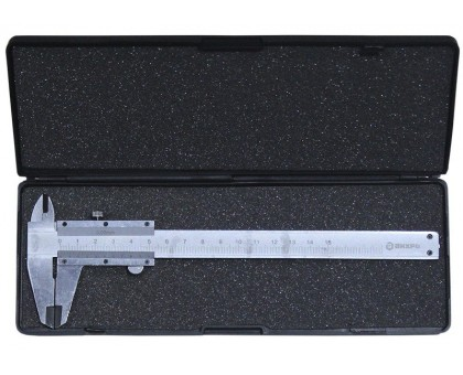 Штангенциркуль ВИХРЬ ШЦ-150 с глубинометром