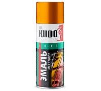 "Краска аэрозоль ""KUDO"" золото 520мл KU-1028"