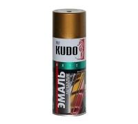 "Краска аэрозоль ""KUDO"" бронза 520мл KU-1029"