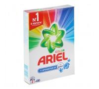 СМС ARIEL 450гр автомат для цветного белья, ароматы в ассортименте