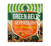 "МУРАВЬИН 50гр ""GREEN BELT"""