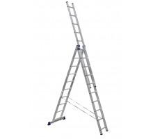 Лестница трехсекционная 3х12 ступеней 7,90м