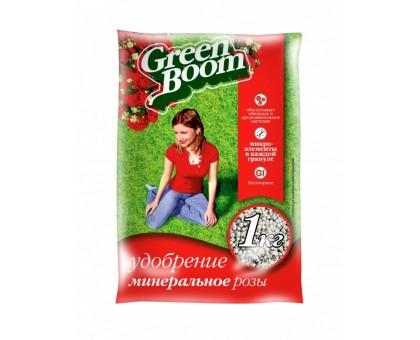 Удобрение РОЗЫ 1кг Green Boom