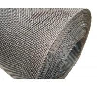 Сетка тканная просеячная н/у 2х2х1000х0,4мм 1,0х65м