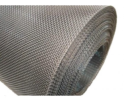 Сетка тканная просеячная н/у 2х2х1000х0,4мм 1,0х30м