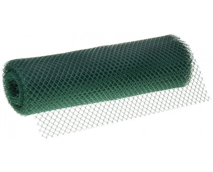 Сетка пластм. 18х18мм 1,63м / рулон 30м