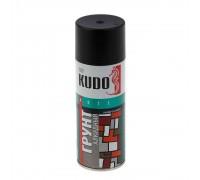 """Грунт аэрозоль """"KUDO"""" черный 520мл KU-2003"""