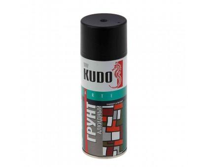 """Грунт аэрозоль """"KUDO"""" черный 520мл KU-2003 купить"""