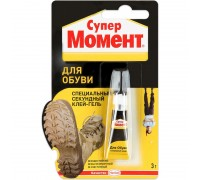 "Клей МОМЕНТ ""СУПЕР"" для обуви 3гр."