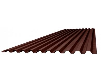 Профлист С-21 0,4*1050*2000 коричневый купить