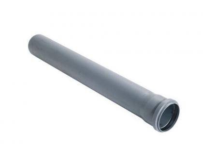 Труба ПВХ 40*1,8 150 с кольцом