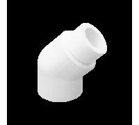 Отвод PPR внутренний-наружный 25мм 45 градусов LAMMIN
