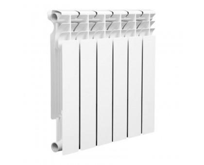 Радиатор биметаллический LAMMIN ECO BM 500-80-6 секций
