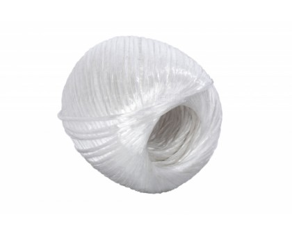 Шпагат полипропелен белый 100м  1600текс