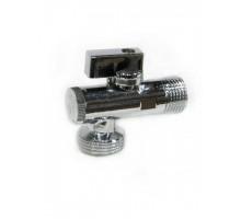 Кран угловой 1/2х3/4 МхМ фильтр + отражатель СТК (рег.№468190) (664)