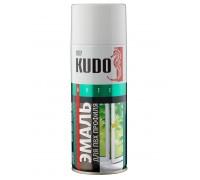"Краска аэрозоль ""KUDO"" для ПВХ профиля белая 520мл KU-6101"