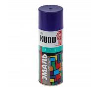 "Краска аэрозоль ""KUDO"" фиолетовая 520мл KU-1015"