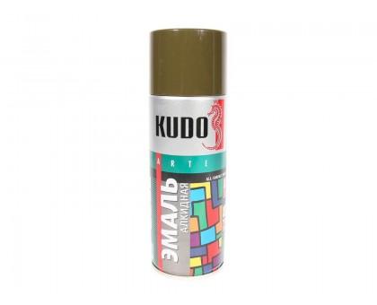 """Краска аэрозоль """"KUDO"""" хаки 520мл KU-1005 купить"""