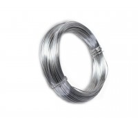 Проволока стальная низкоуглеродистая т/о 0,8мм ГОСТ 3282-74 оцинкованная
