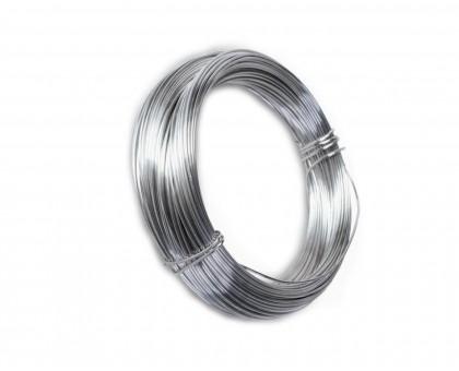 Проволока стальная низкоуглеродистая т/о 1,0мм ГОСТ 3282-74 оцинкованная
