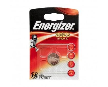 Батарейка ENERGIZER Lithium CR2025 1BL