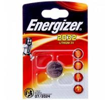 Батарейка ENERGIZER Lithium CR 2032 1BL